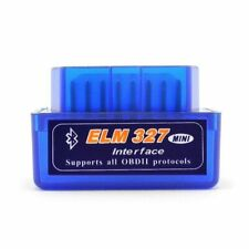 Bluetooth OBD2 OBDII Car Diagnostic Code Reader Scanner Tool for Android.