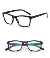 Black Fashion Eyewear Myopia Frame Eyeglass Optical Square Frame Glasses