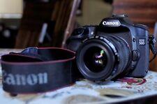 Canon EOS 50D 15.1MP Digital SLR Camera - Body Plus 2 Batteries