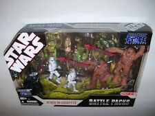 Retired Target Exclusive Star Wars FORCE UNLEASHED ATTACK ON KAHYYYK Battle Pack