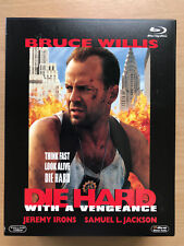 Die Hard with A Vengeance Japanese Region A Blu-ray Box Set with Exclusive Books