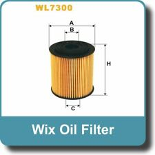 NEW Genuine WIX Replacement Oil Filter WL7300