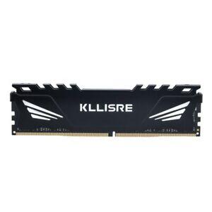 Kllisre DDR3 DDR4 4GB 8GB 16GB memoria ram 1333 1600 1866 2133 2400 2666 3000 RG