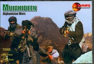 Mars Figures 1/72 MUJAHIDEEN Afghanistan Wars Figure Set