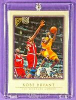 Topps Gallery Kobe Bryant Lakers Legend Spectacular Rare White Sparkle Insert