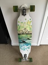 Sector 9 Mountain Peaks Complete Longboard With Gullwing Sidewinder Trucks