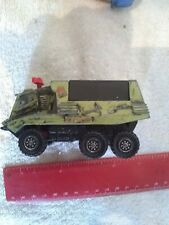 MATCHBOX MISSILE LAUNCHER FULLY OPERATIONAL