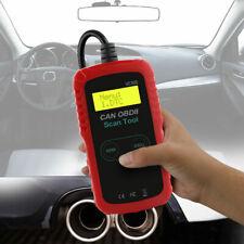 Check Engine Fault OBDII Auto Diagnostic Tool OBD2 EOBD Scanner Code Reader Car