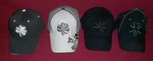 Notre Dame Fighting Irish One Fit Top Of The World Ball Cap Collection Of 4 Hats