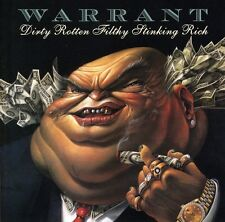 Warrant - Dirty Rotten Filthy Stinking Rich [New CD]