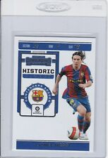 LIONEL MESSI 2019-20 Chronicles Contenders Historic Ticket SP - FC BARCELONA