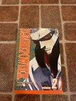 Zombie Powder Volume 2 English Manga Tite Kubo Viz FREE SHIPPING