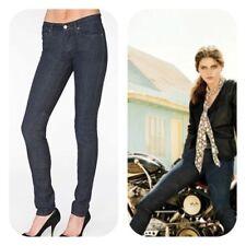 """J BRAND Designer Dark Blue Suzuki Pencil Leg Denim Jeans Size 26"""" BNWT #TM118"""