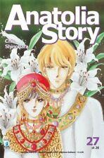 manga STAR COMICS ANATOLIA STORY numero 27