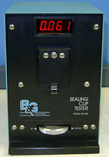B&G Enterprises 01-008/12-008 Sealing Clip Tester (Fault Semiconductor)