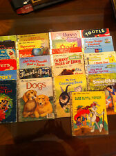 Little golden Books lot of 25 no duplicates good condtion 3 first editions
