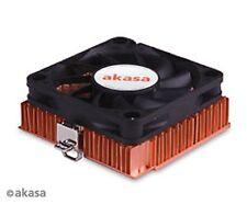 Akasa AK-351 AMD & Intel Low Profile Copper Cooler