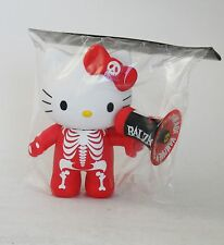 hello kitty balzac VCD vinyl figure atom age vampire red version NIP