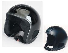TITAN-Kulthelm Harley Chopper Jet Helm Skorpion/Gensler schwarz matt o. glänzend