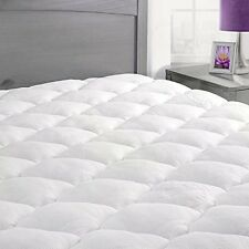 New Queen Pillow Top Mattress & Base Australian+Free Waterproof Luxury Protector