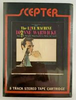 NOS Dionne Warwicke The Love Machine 8 Track Stereo Tape Scepter SEALED