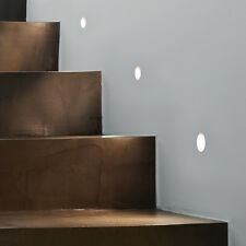 Astro Leros Trimless 1w LED Recessed Low Level Wall Step Lights