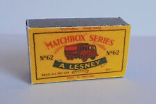 Repro Box Matchbox 1:75 Nr.62 General Service Truck älter