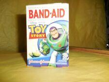 Buzz Lightyear Toy Story Disney Pixar Band Aids Vintage