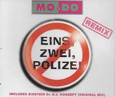 MO-DO - Eins, zwei, Polizei - Remix - 6 Tracks