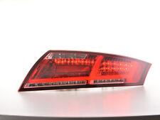 LED Rückleuchten Lightbar Audi TT 8J Bj. 06-14 rot/klar
