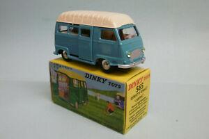 Dinky Toys / Atlas - RENAULT ESTAFETTE CAMPING CAR réf. 565 Neuf NBO 1/43
