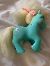 My little pony G1 vintage perfume puff daisy sweet