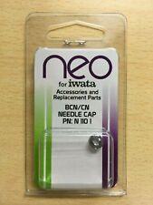 Anest Iwata Genuine Replacment Parts Neo HP-CN HP-BCN Airbrush Needle Cap N1101