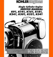 kohler outdoor power equipment manuals guides for sale ebay rh ebay com kohler command cv20s service manual Kohler CV20S Engine Troubleshooting