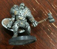 Warforged Bodyguard #11  War Drums  D&D Miniature