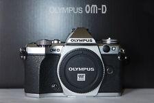 Olympus OM-D e-m5 Mark II top estado con factura y garantía