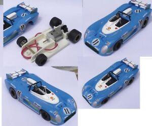 1/32 Matra 670B Le Mans 1973 winner  body kit slotcar
