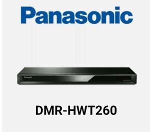 Panasonic DMR-HWT260 Smart Network 1TB PVR with Twin HD Tuner HDD Recorder