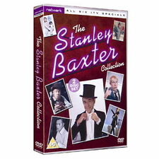 THE STANLEY BAXTER COLLECTION. ITV Specials. 2 discs. New sealed DVD.
