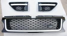 2011 Range Rover Sport Autobiography Front Grille & side vents Black Black (A)