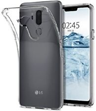 Custodia Cover Back Case Ultra Slim per LG G7 in silicone trasparente