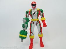 Power Rangers Operation Overdrive MEGA TORQUE RED RANGER Bandai Action Figure