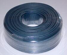 100m Rolle Lautsprecher Kabel Boxen Kabel 100m Rolle 2x 2,5qmm blaugrau