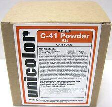 Ultrafine Unicolor C-41 Powder Home Color Film Developer Kit (1 Liter) 35mm 120