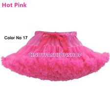 USA  Hot Girl/Adult Women Petti skirt TUTU Skirt Party Dance Lolita  Mini Skirt