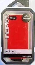 Incipio Feather Etui pour iPhone 5 Rouge Écarlate - IPH-810 - Neuf Emballé