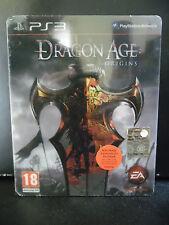 DRAGON AGE ORIGINS COLLECTOR'S EDITION  NUOVO  VERSIONE UFFICIALE ITALIANA  PS3