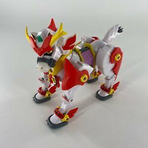RARE Entengo Action Figure Steed SD Superior Defender Gundam Force Bandai 2004