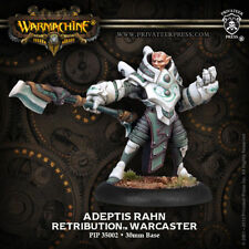 Warmachine: Retribution of Scyrah Adeptis Rahn Warcaster PIP 35002 NEW