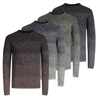 JACK & JONES Fuel Mens Jumper Knitted Crew Neck Pullover Sweater